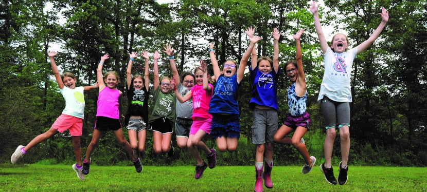 Tips and Tricks For Girls ScoutCamp